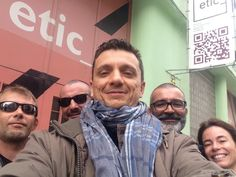 Mais um curso de Oficiais da CAPMMA. Caras novas novos amigos. A CAPMMA a continuar o seu trabalho para elevar o MMA em Portugal.  Uma palavra de agradecimento à ETIC por disponibilizar o seu espaço para esta formação. Uma nova parceria a nascer. http://ift.tt/1VXtCNs