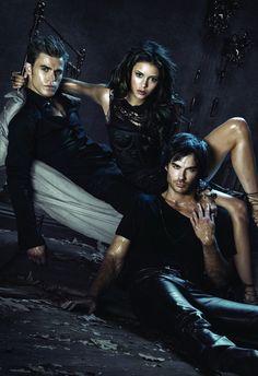 I LOVE this show - Vampire Diaries