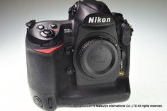 NIKON D3s Body 12.1MP Digital Camera 10368 Shutter Count Excellent+ #Nikon