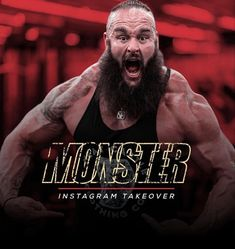 Braun Strowman, Movies, Movie Posters, Fictional Characters, Instagram, Films, Film Poster, Cinema, Movie