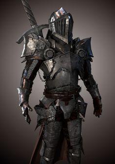 ArtStation - Knight, rich lee