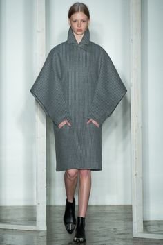 #DionLee #FW/2014-15 #Catwalk #trends #baggy #MBFWNY #NewYork #in