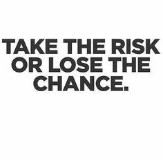 You're choice!! #risk #chance #letsgo