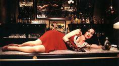 "Ariadna Gil as ""Lola"" in ""La virgen de la lujuria"" (2002)"