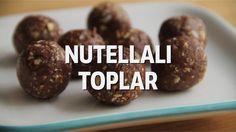 Bir Çikolata Krizi Anında Hemen Hazır Olan Bu Nutella Toplarını Denemeye Ne Dersiniz?