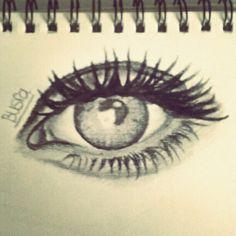 Just an eye sketch!