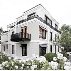 Klassische Villa Neubau 142 besten klassische villen bilder auf pinterest in 2019