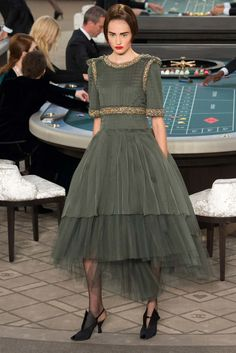 Chanel Fall 2015 Couture Collection Photos - Vogue