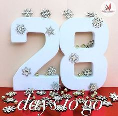 The Big #ChristmasCountdown  28 days to go!   Are you going to Santa this year? Where are you going?   We went for our family trip to Ruxley Garden Centre at the weekend. Such a good experience to get us into the festive spirit (ok so I may have been already )  Follow me for a day by day countdown to the big event    #dbydcountdown #28days #christmasiscoming #merrychristmas2018  #visitingsanta #ruxleymanor  #readyforchristmas  #planningahead  #christmassparkle #handmadechristmas… Day Countdown, Christmas Countdown, Merry Christmas, Christmas Is Coming, Handmade Christmas, To Go, Santa, Garden Centre, 28 Days