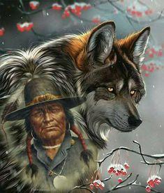 Native American Prayers, Native American Wolf, Native American Wisdom, Native American Pictures, Native American Artwork, Native American Beauty, Indian Pictures, American Indian Art, Native American History