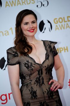 Hayley Atwell attends the closing ceremony of the Monte-Carlo Television Festival on June in Monaco. Hollywood Heroines, Hollywood Celebrities, Hollywood Actresses, Actors & Actresses, Hollywood Gossip, Peggy Carter, Beautiful Celebrities, Beautiful Actresses, Gorgeous Women