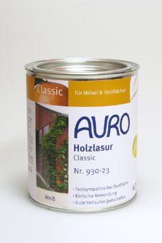 Auro Naturfarben Holzlasur