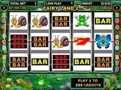 Игровые автоматы на деньги с выводом - Fairy Land