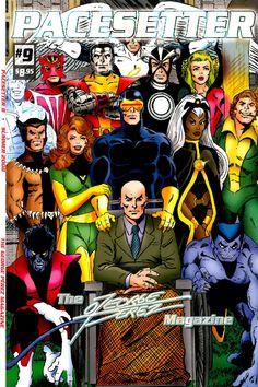 The Unpublished X-Men: George Perez