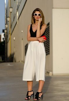 7 Spring 2015 Fashion Trends You Should Follow - Culottes