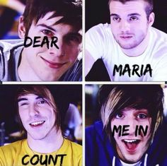 All Time Low-Dear Maria Count Me In
