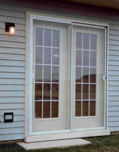 sliding porch doors - Google Search