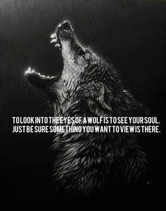 Wolf souls