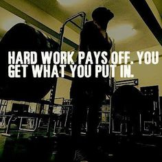 Give it what you got!