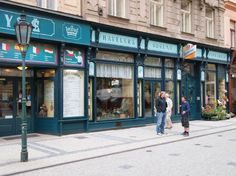 Havelska koruna Prague restaurant/cafeteria Cheap and Delicious  Havelská 21, 110 00 Prague, Czech Republic