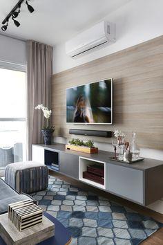 Living Room Decor for Tv Wall. Living Room Decor for Tv Wall. Living Room Tv Unit, Living Room Cabinets, Living Room Modern, Home And Living, Living Room Designs, Living Room Decor, Wall Cabinets, Modern Wall, Tv Wanddekor