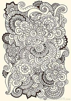 Design Doodle Coloring, Mandala Coloring, Colouring Pages, Adult Coloring Pages, Coloring Books, Mandalas Painting, Mandalas Drawing, Mandala Art, Zen Colors