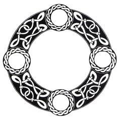 Scandinavian Knot Circle by ppunker on DeviantArt