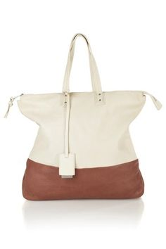 Morris Leather Shopper - Accessories - French Connection