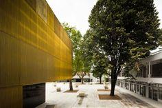 Centro Internacional para las Artes José de Guimarães