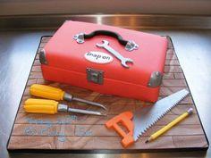 handyman cake - Google Search