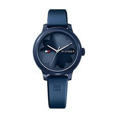 Tommy Hilfiger Women's Ashley Navy Silicone Strap Watch In Blue Zapatos Tommy Hilfiger, Tommy Hilfiger Mujer, Tommy Hilfiger Shoes, Tommy Hilfiger Women, Tommy Hilfiger Watches, Sporty Watch, Watches Photography, Red Jewelry, Jewelry Accessories