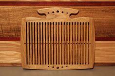 Ash Wood Rigid Heddle Loom by Ampstrike Inkle Weaving, Weaving Tools, Inkle Loom, Card Weaving, Tablet Weaving, Navajo Weaving, Medieval Life, Viking Art, Textiles