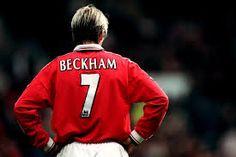 Image result for david beckham David Beckham Number, Sports, Tops, Balls, Image, Fashion, Hs Sports, Moda, Fashion Styles