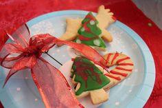 NO SPREAD Christmas cookies!