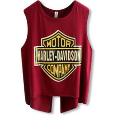 Harley Davidson Tanktop