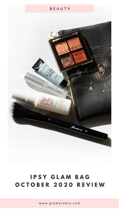 Have you tried Ipsy subscription box before? You get so many beauty goodies to play with every month! Today we're unboxing the October 2020 bag themes #IPSYMagic   #ipsy #ipsyglambag #makeup #skincare Beauty Box 5, My Beauty, Subscription Boxes, Monthly Subscription, Smash Box Primer, Urban Decay Naked Heat, Ipsy Glam Bag, Old Makeup
