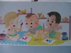 Resultado de imagem para decorações  para creche