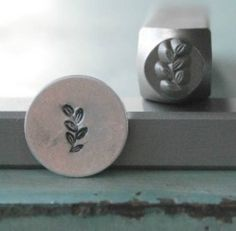 Made in the USA SUPPLY GUY 5mm 6 Petal Flower Metal Punch Design Stamp SGF-9