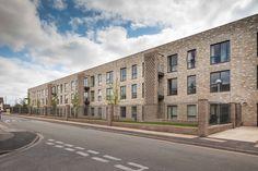 Milner Court & Crawford Gardens, Bluebell Park Care Home, Huyton - Best Housing Design
