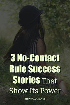 Whether or not you're a believer in the no-contact rule, the truth is that it works. In this article, I'm going to share with you interesting no-contact success stories that I gathered over the years of writing about it. No Contact, Complicated Relationship, Over The Years, Success, Writing, Being A Writer
