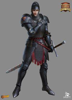 ARCHETYPE ILLUSTRATION I created for DEGENESIS, our upcoming RPG by SIXMOREVODKA www.degenesis.com