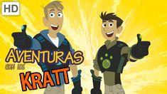 Aventuras con los Kratt (HD Español) - Compilación - Episodios Completos...