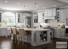 """Want the quality and durability of custom cabinets without the excessive cost? JSI offers stylish cabinets for kitchens and baths, at an affordable price. Offering all the latest styles and finishes, as well as popular accessories, they are a great line and a great partner of Norfolk Kitchen and Bath. With their """"Designer Series"""", there are [...]"""