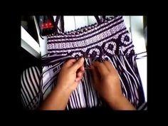 Macrame tutorial: How to make a macrame fringe bag! Macrame Purse, Macrame Necklace, Macrame Knots, Micro Macrame, Macrame Jewelry, Coin Purse Tutorial, Zipper Pouch Tutorial, Bracelet Tutorial, Tote Tutorial