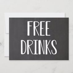 Free Drinks Funny Save the Dates Save The Date Funny Wedding Invitations, Save The Date Invitations, Save The Date Postcards, Save The Date Cards, Saving A Marriage, Save My Marriage, Funny Save The Dates, Destination Wedding Save The Dates, Marriage Advice Quotes
