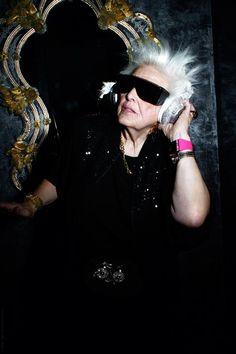 Ruth Flowers aka DJ Mamy Rock