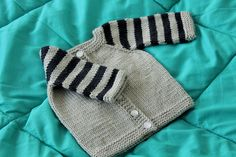 Ravelry: Lemur Cardigan pattern by Kelly Brooker