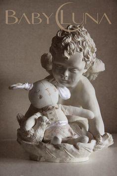 children's clothing , style, fashion , elegant , art , bunny , angel , beauty.