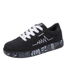 a7677b43c2a Women s Fashion Streetwear Sneakers  Very Soft and Flexible Converse Shoes   Graffiti Design