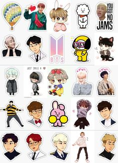 Kpop Stickers, Tumblr Stickers, Diy Stickers, Printable Stickers, Bts Pictures, Photos, Bts Backgrounds, Journal Stickers, Bts Drawings